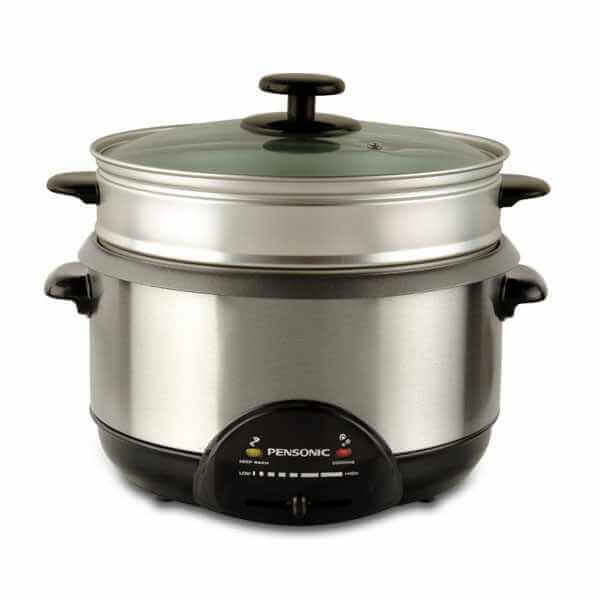Pensonic 3.8L Multi Cooker PMC138