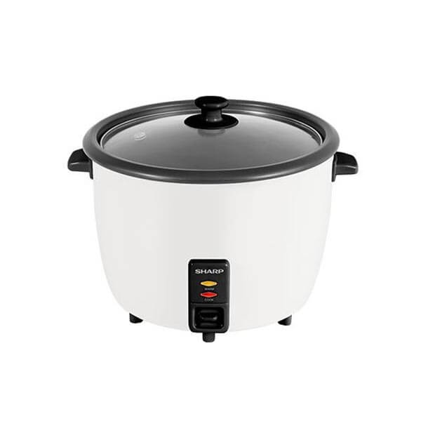 Sharp 2.8L Rice Cooker KSH288GWH