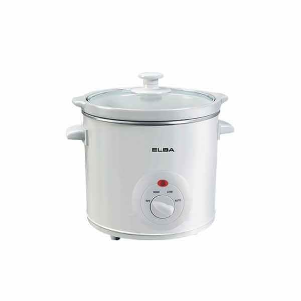 Elba 3.0L Slow Cooker ESCD3039WH