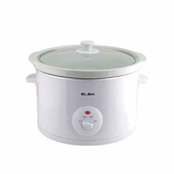 Elba 5.0L Slow Cooker ESCD5039WH
