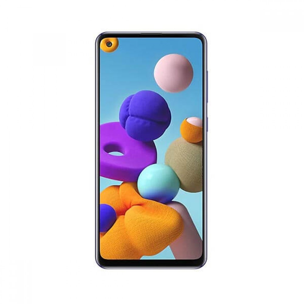 Samsung Galaxy A21S Blue 6GB RAM + 64GB ROM