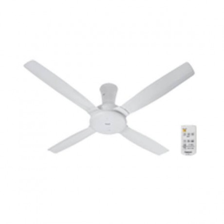 "Panasonic 56"" Ceiling Fan With Remote FM14CZVBWH"