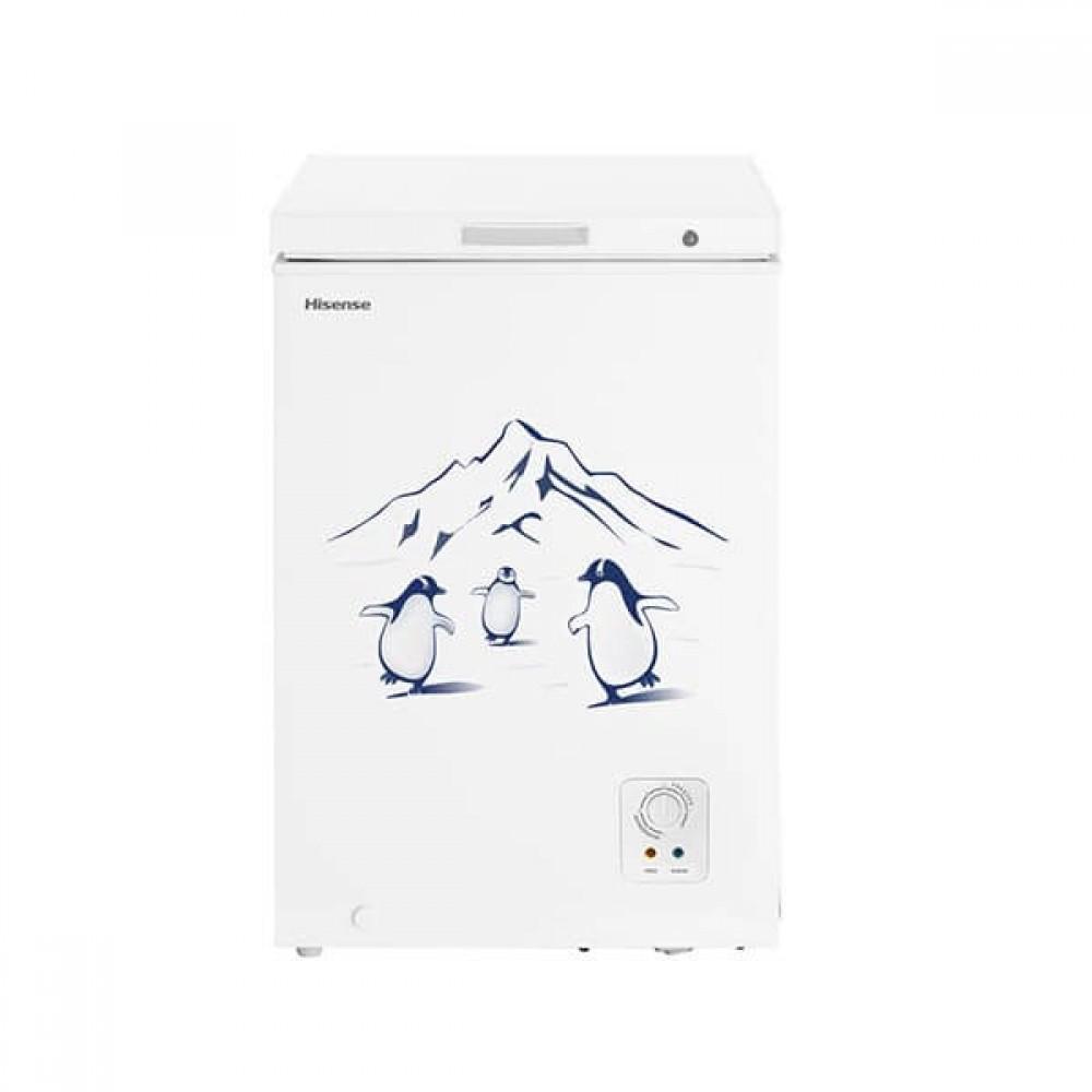 Hisense 128L Freezer FC128D4BWP