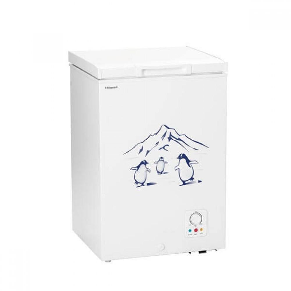 Hisense 130L Freezer FC130D4BW