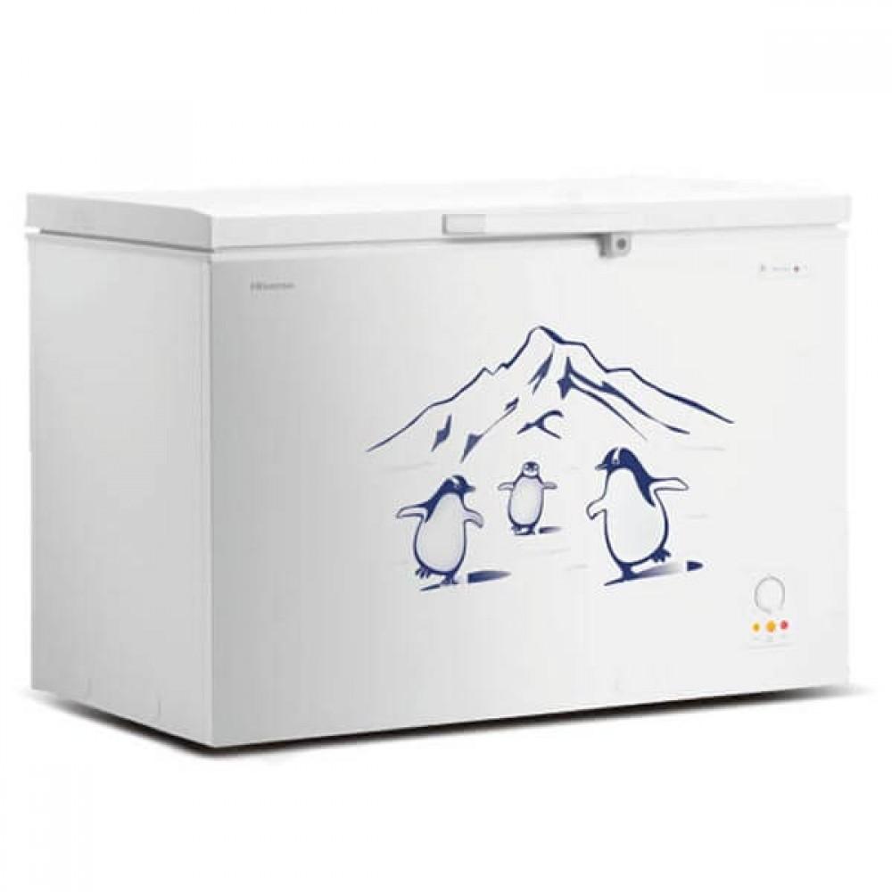 Hisense 350L Freezer FC403D4BW