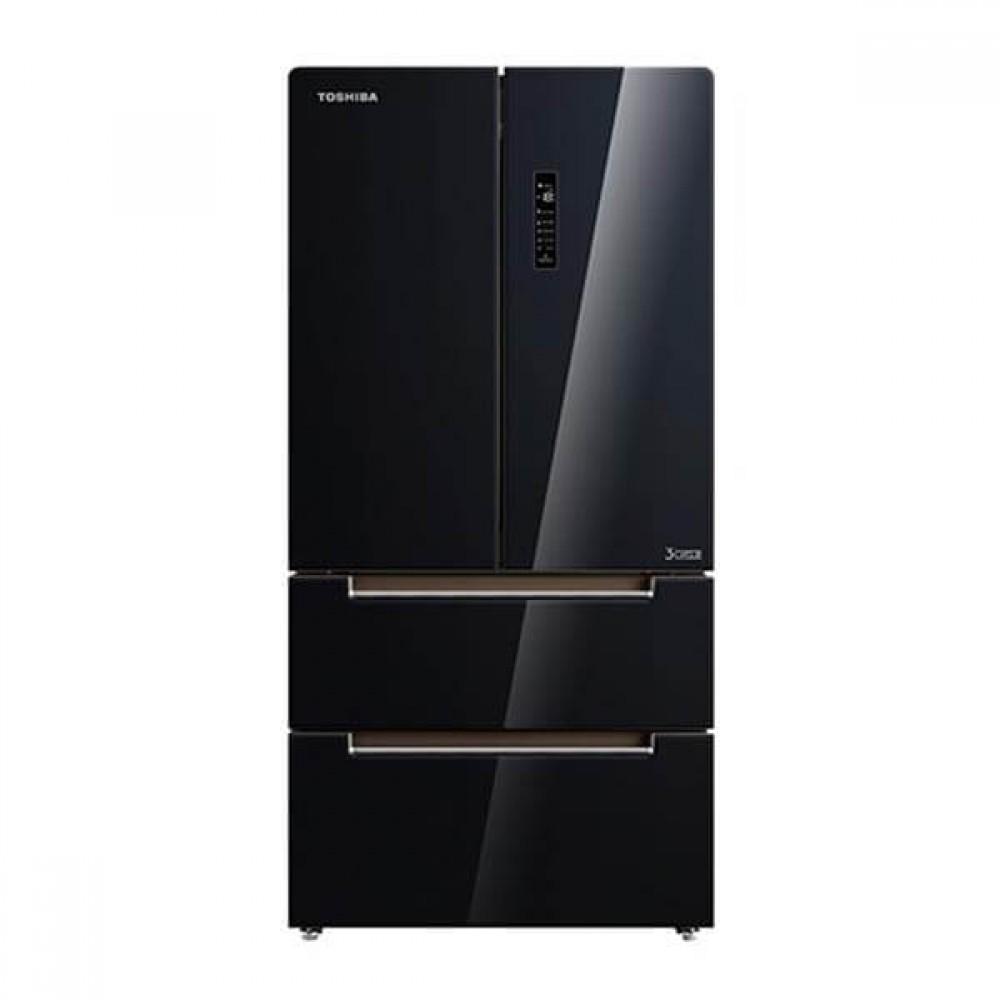 Toshiba 582L INV 4 Door Fridge GRRF532WE