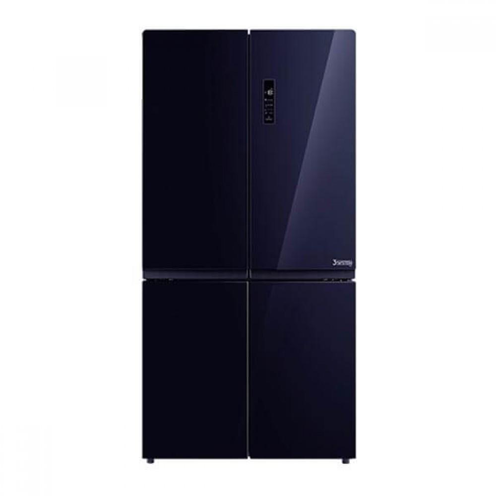 Toshiba 648L INV 4 Door Fridge GRRF646WE