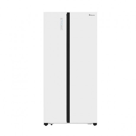 Hisense 620L INV Side By Side Fridge RS686N4AWU
