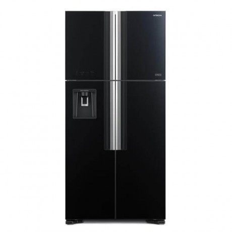 Hitachi 586L 4 Door Fridge RW720P7MGBK