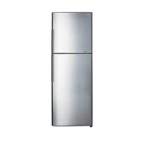 Sharp 400L 2 Door Fridge SJ406MSS
