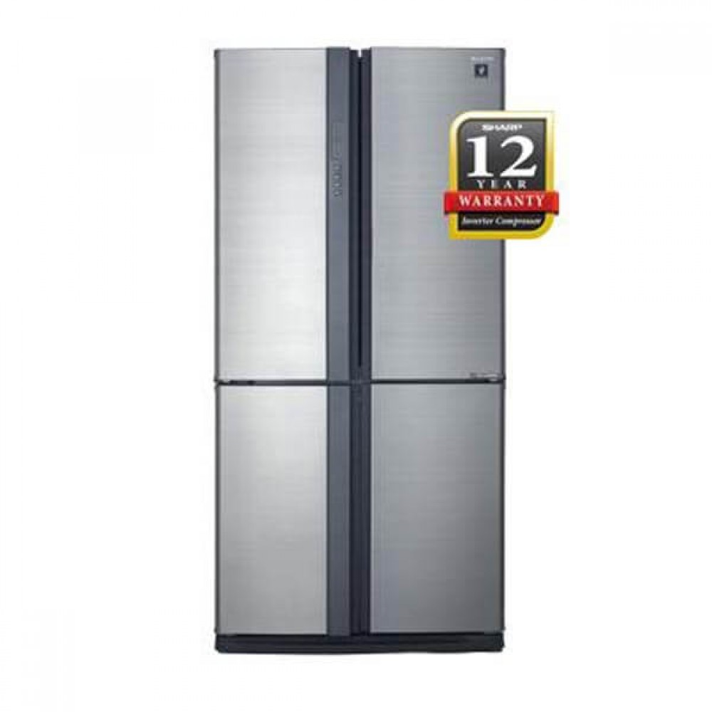 Sharp 750L 4 Door Fridge SJF95VMSS
