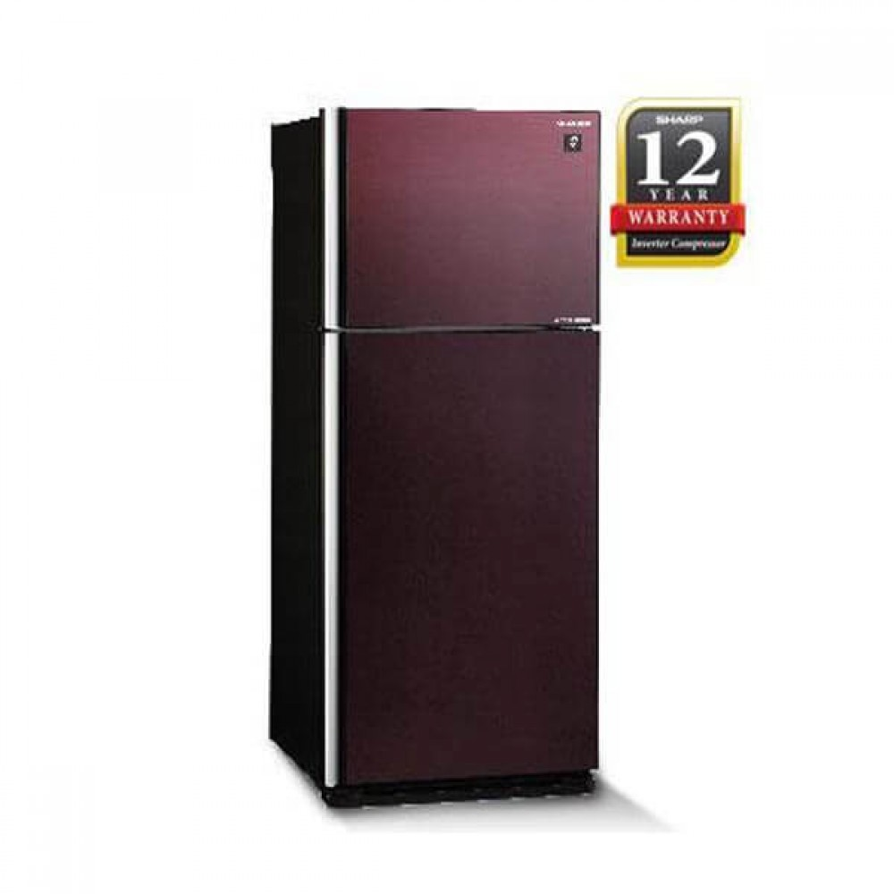 Sharp 480L 2 Door Fridge SJP598GM