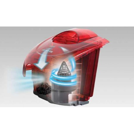 Sharp 2000W Vacuum Cleaner Bagless ECLS20R