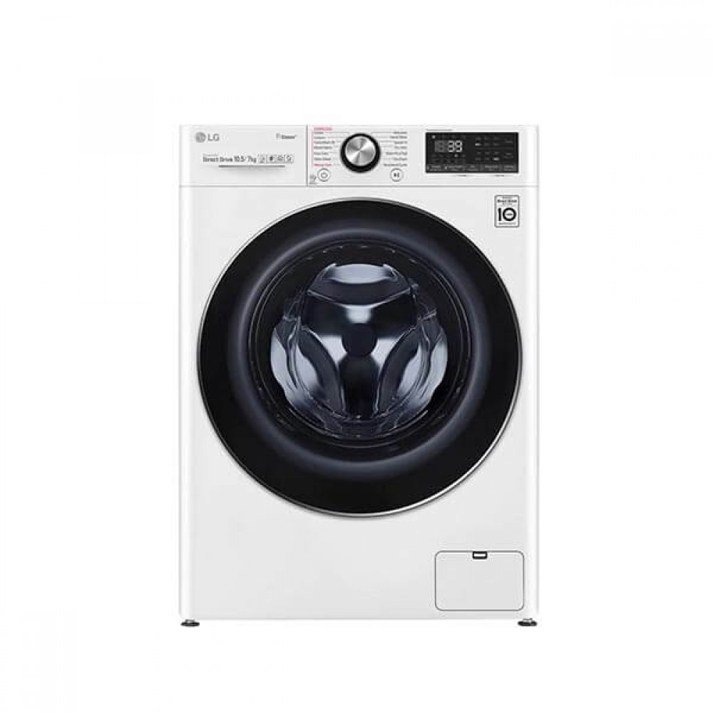 LG 9KG/6KG Washer Dryer Front Loading FV1409H2W
