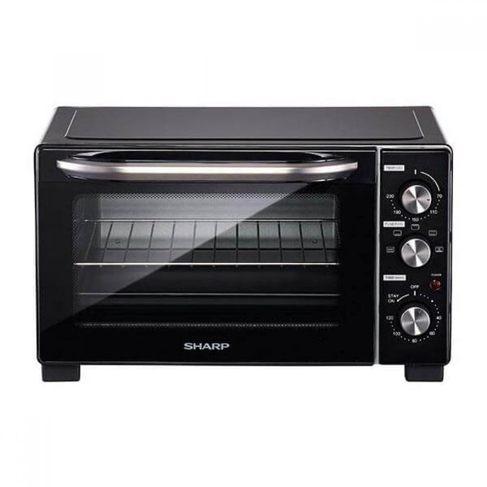 Sharp Electric Oven 25L 1500W EO257CTBK