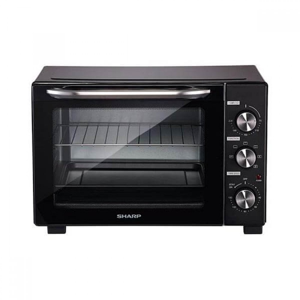 Sharp Electric Oven 38L 1500W EO387RTBK