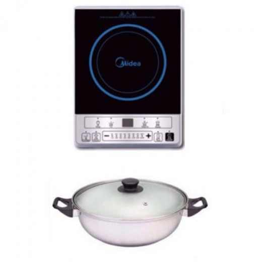 Midea Induction Cooker 1600W C16SKY1613