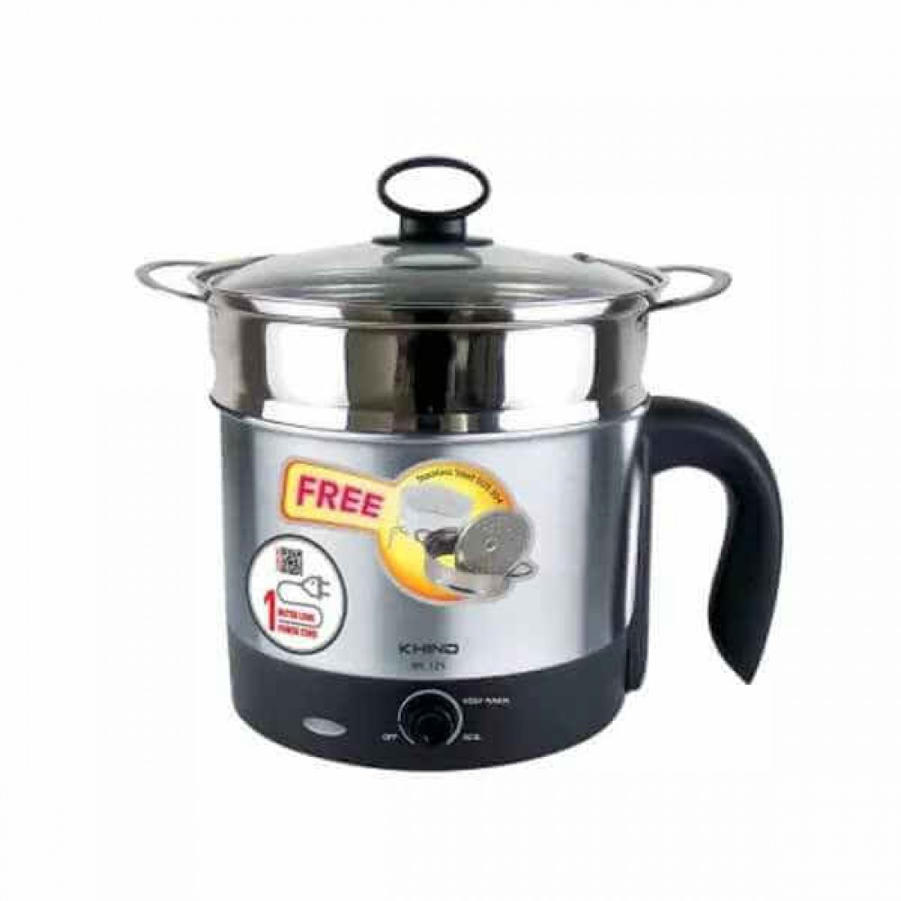 Khind 1.2L Multi Cooker MC12S