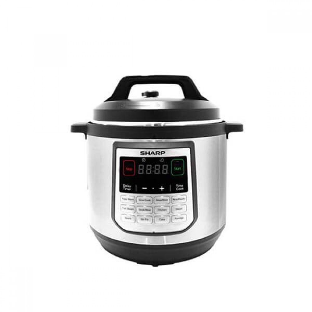 Sharp 8.0L Pressure Cooker KQ809ST
