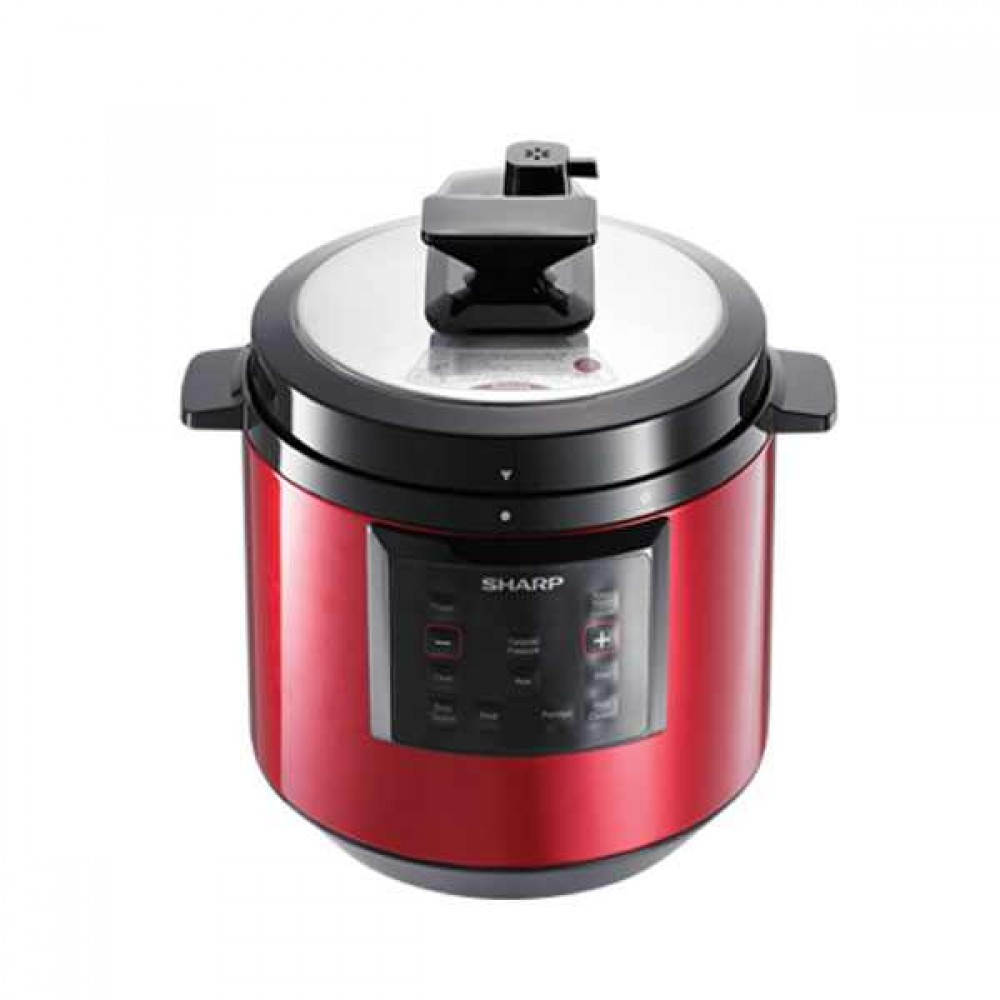 Sharp 6.0L Pressure Cooker KQA60RD