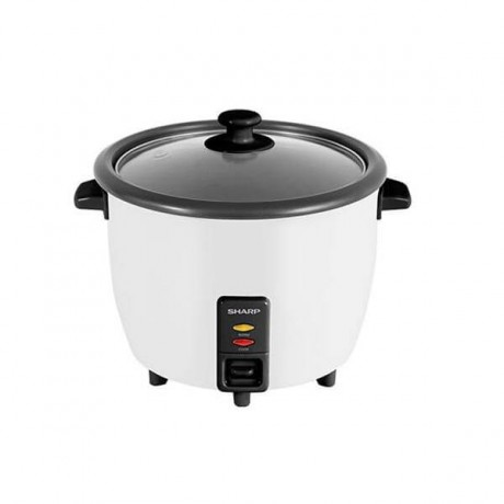 Sharp 1.8L Rice Cooker KSH188GWH