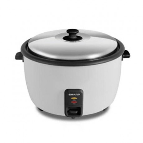 Sharp 4.5L Rice Cooker KSH458CWH