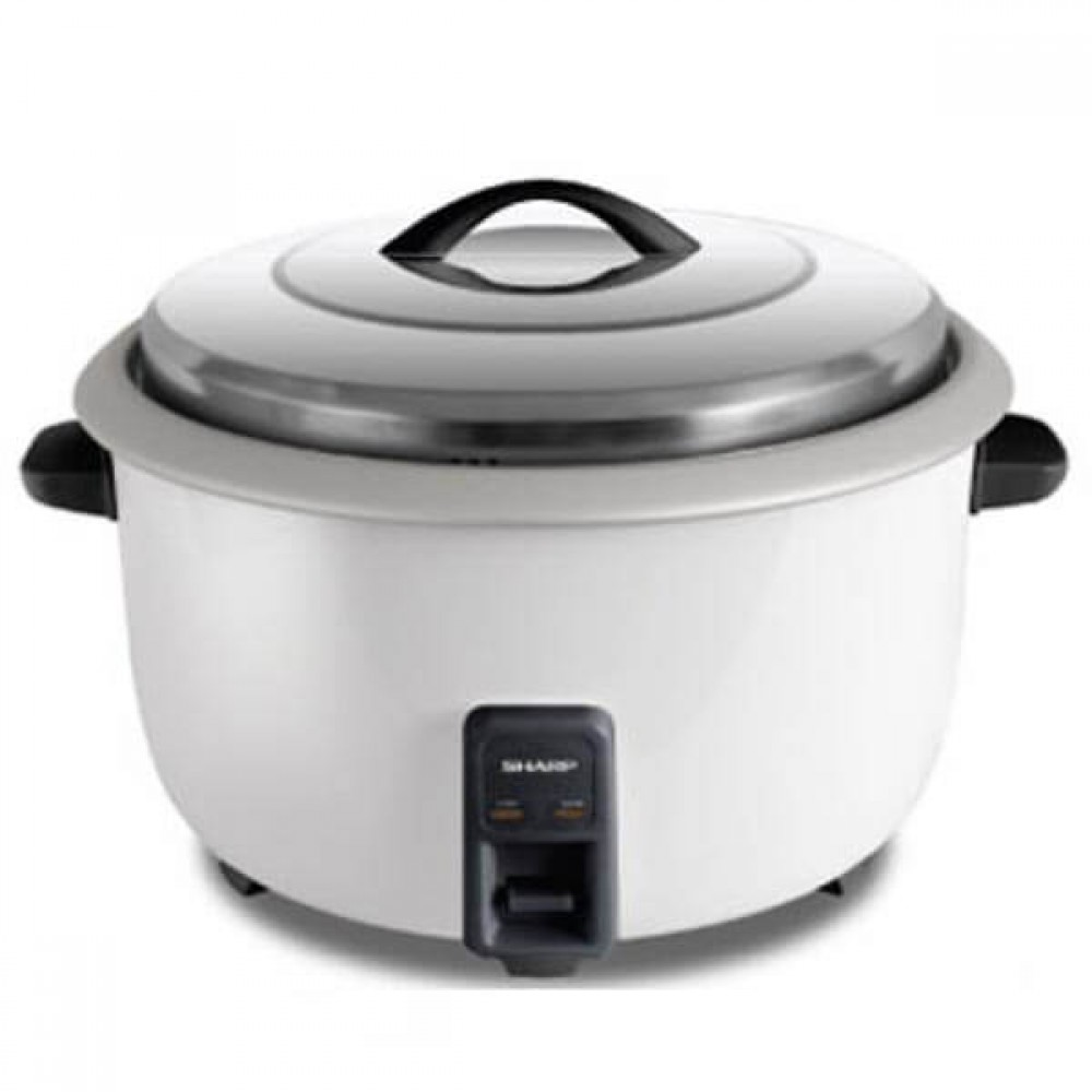Sharp 7.2L Rice Cooker KSH668CWH