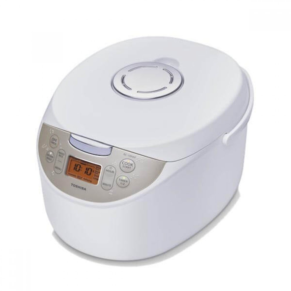 Toshiba 1.8L Digital Rice Cooker RC18DH1NMY