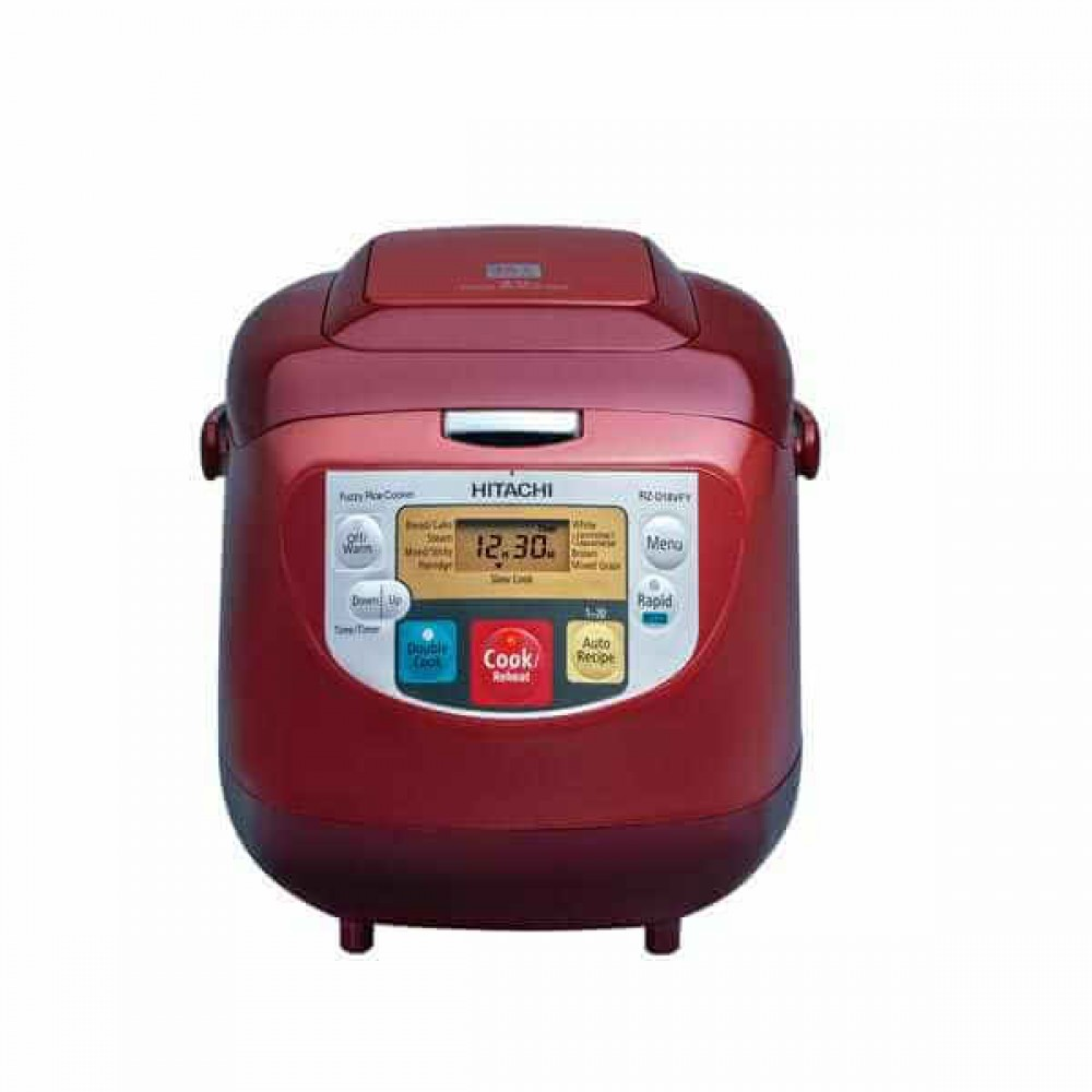Hitachi 1.8L Jar Rice Cooker RZD18VFYDRE