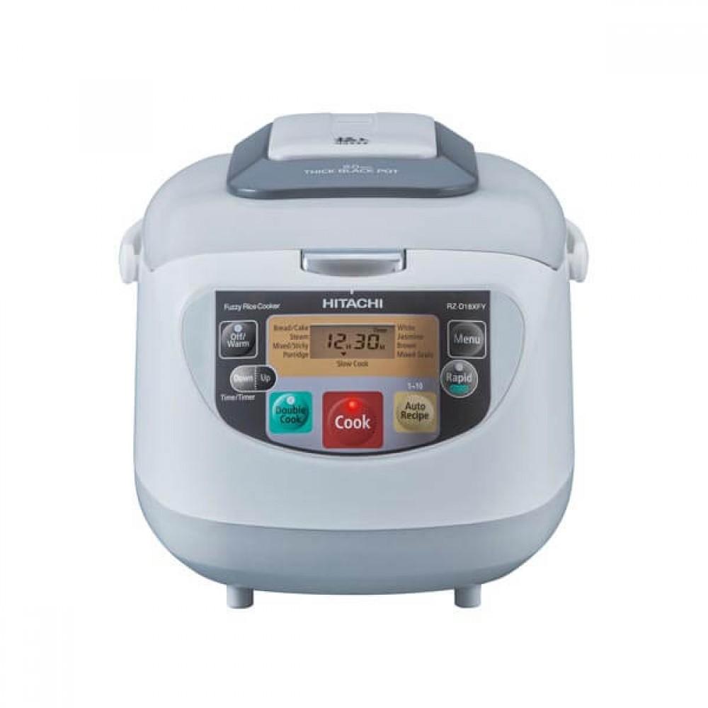 Hitachi 1.8L Jar Rice Cooker RZD18XFYGWH