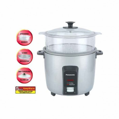 Panasonic 2.2L Rice Cooker SRY22FGJ