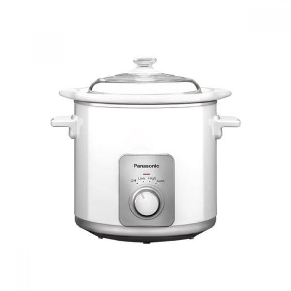 Panasonic 3.0L Slow Cooker NFN30ASSL