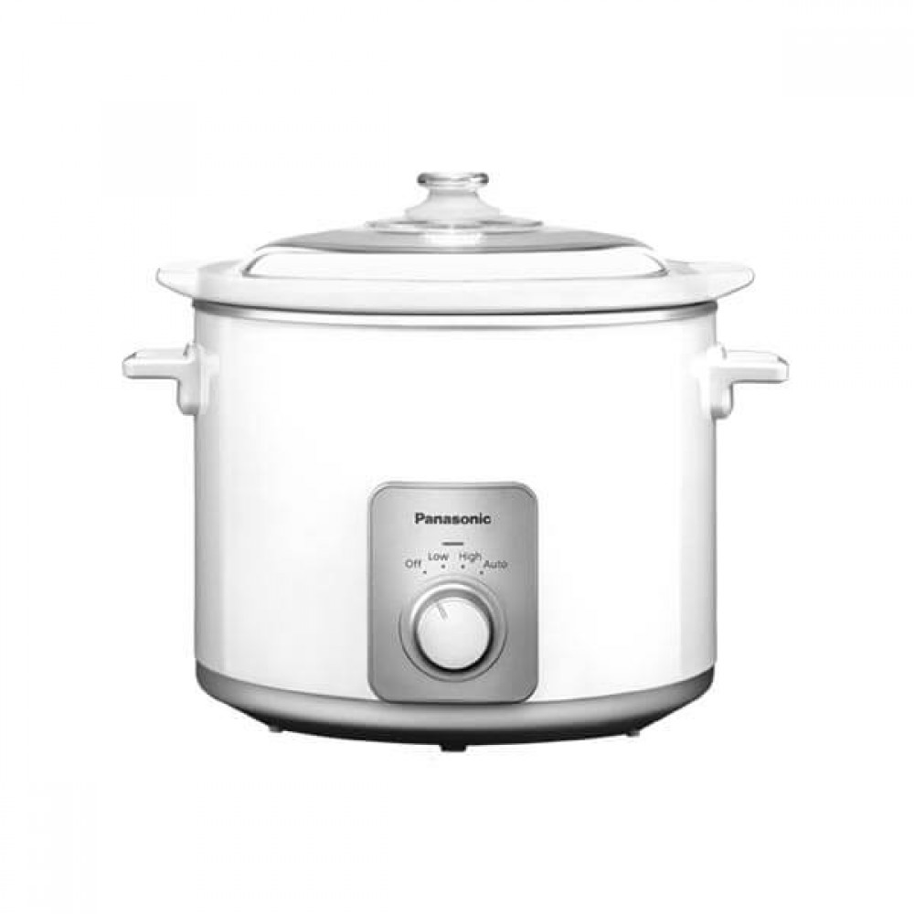 Panasonic 5.0L Slow Cooker NFN50ASSL