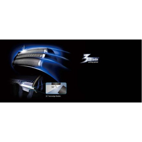 Panasonic Battery 3 Blade Shaver ESSL10