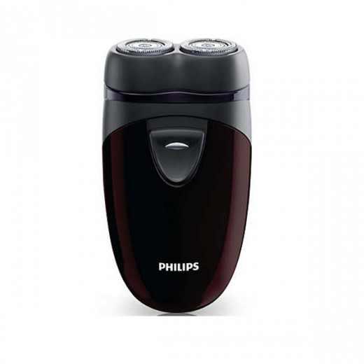 Philips Battery Shaver 2 Head PQ206