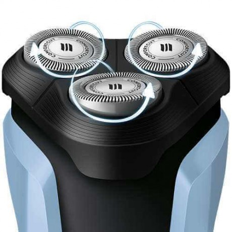 Philips AquaTouch Rechargeable Shaver Wet n Dry S1070