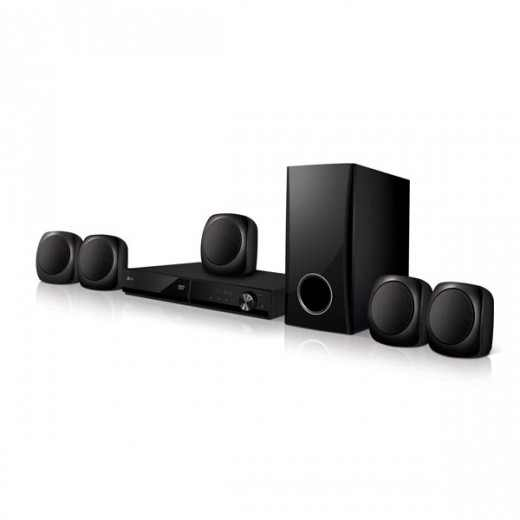 LG DVD Home Theater LHD427