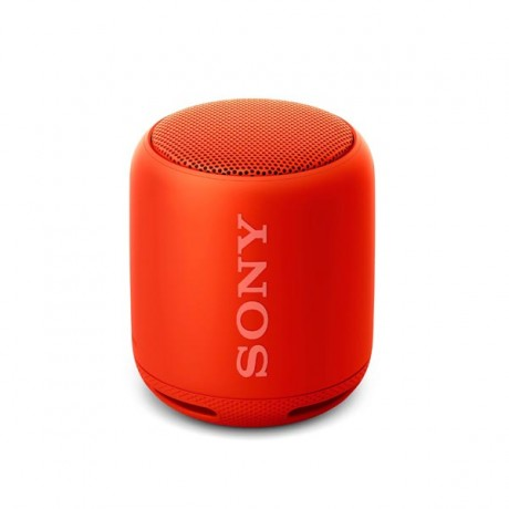 Sony Portable Wireless Bluetooth Speaker SRSXB10/RED