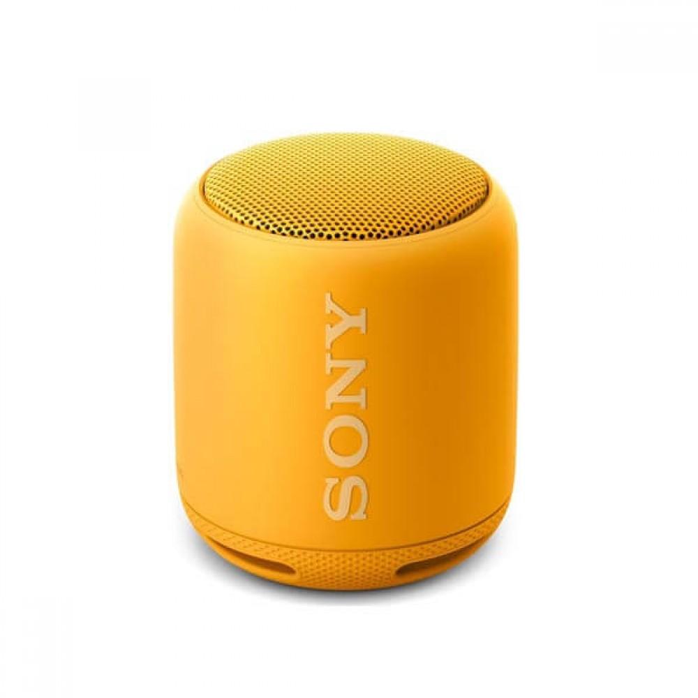 Sony Portable Wireless Bluetooth Speaker SRSXB10/YEL