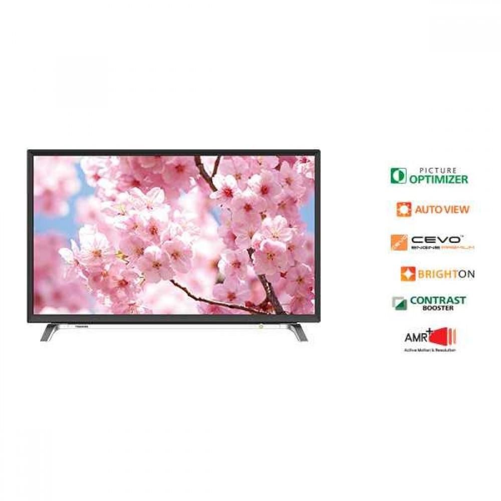 """Toshiba 49"""" Smart LED TV 49L5650VM"""