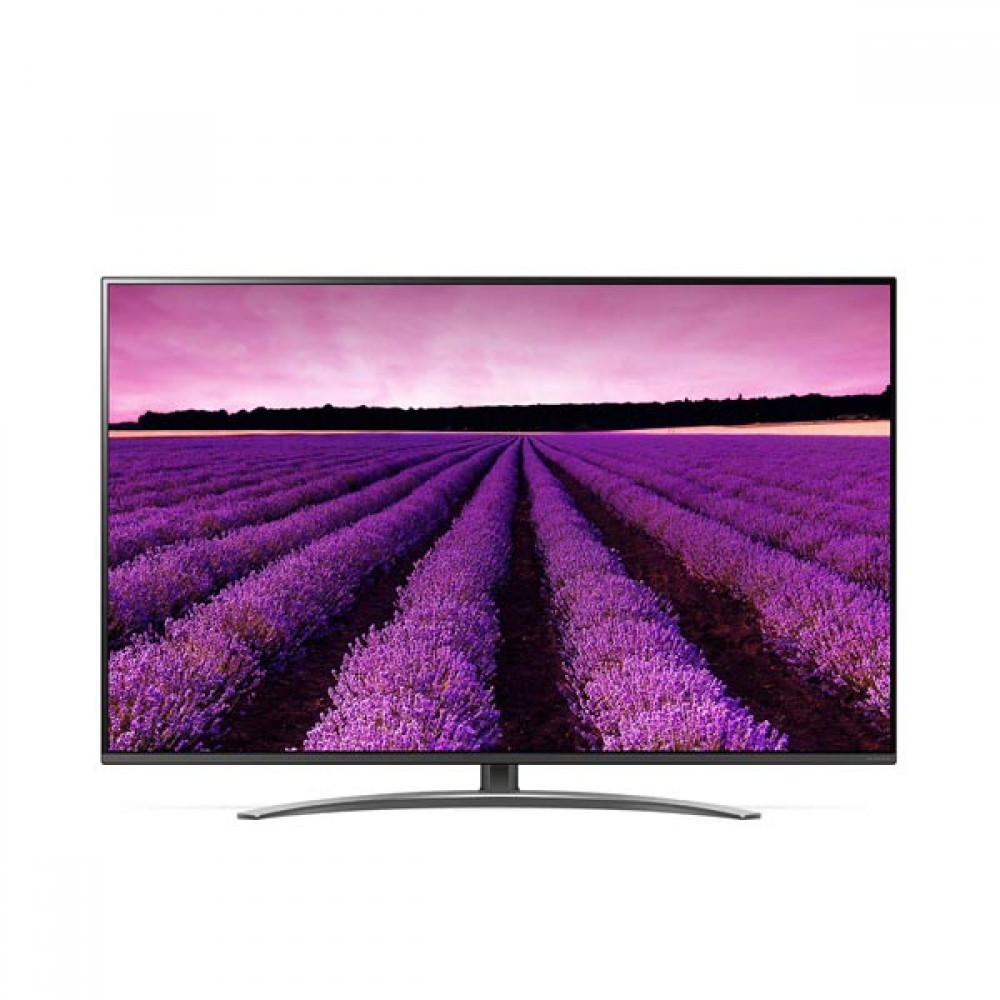 """LG 49"""" NanoCell HDR Smart UHD TV with AI ThinQ 49SM8100PTA"""