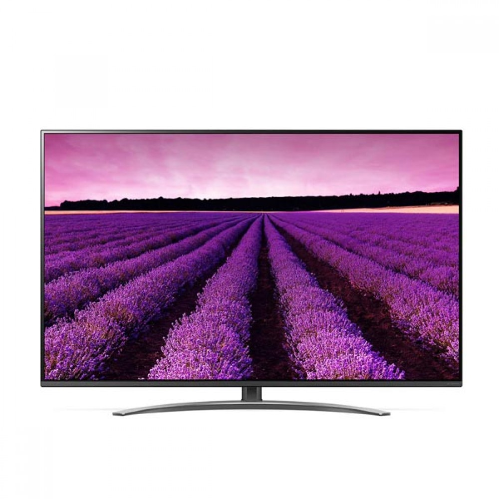 "LG 55"" NanoCell HDR Smart UHD TV with AI ThinQ 55SM8100PTA"