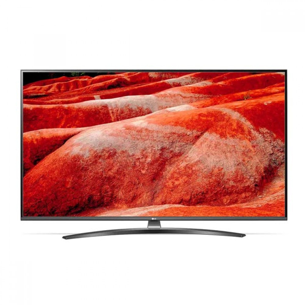 "LG 55"" HDR Smart UHD TV with AI ThinQ 55UM7600PTA"
