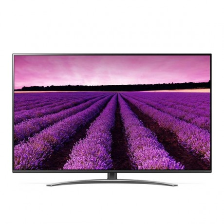 """LG 65"""" NanoCell HDR Smart UHD TV with AI ThinQ 65SM8100PTA"""