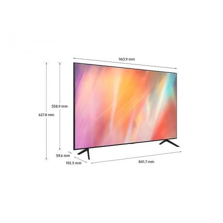"""Samsung 50"""" 4K UHD Smart TV UA50AU7000"""