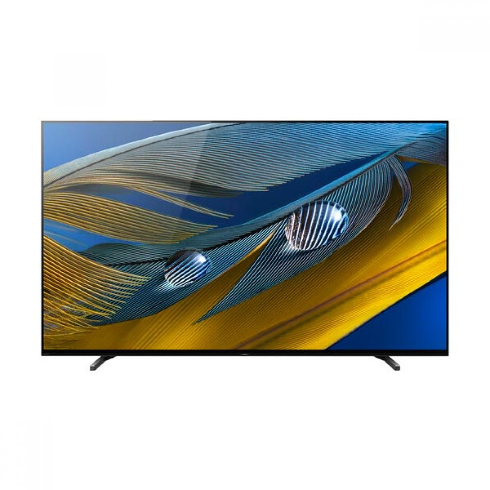 "Sony 55"" OLED XR HDR 4K UHD Smart TV XR55A80J"